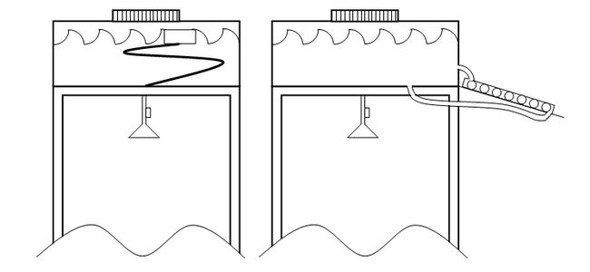 фото схема дачного душа