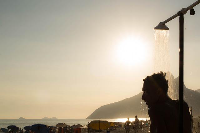 Как сделать летний душ из подручных средств